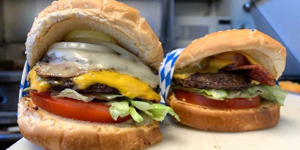 Surf Shack Burgers in Cd'A